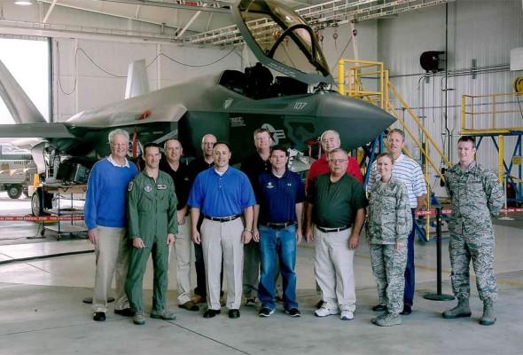 Visiting Lockheed-Martin