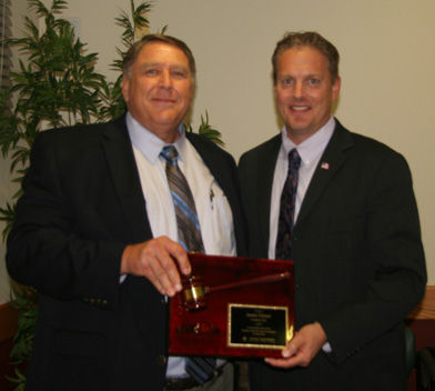 Thatcher's Palmer wraps presidency of County Supervisors Association
